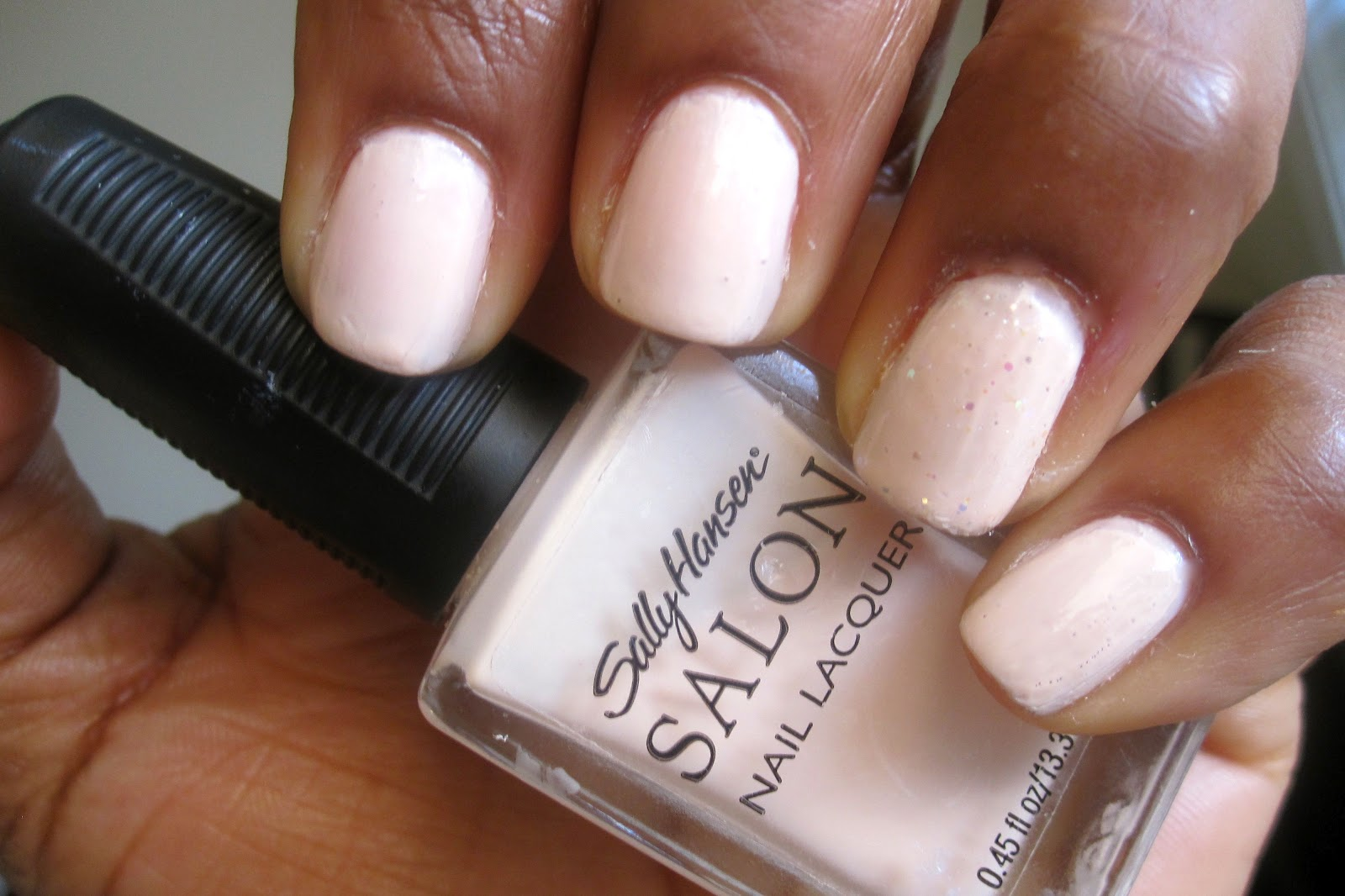 Manicure Mondays - In The Nude - The Gabe Fix by Gabrielle Flowers