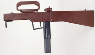 ARES FMG Submachine Gun