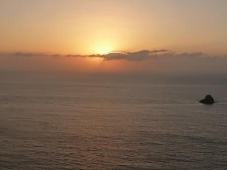 Fisterra Sunset Santiago
