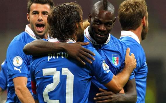 Hasil Pertandingan Italia vs Denmark