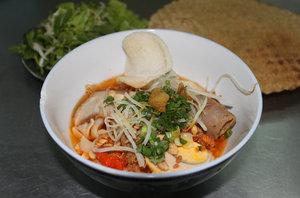 Mỳ Quảng noodles in Đà Nẵng city