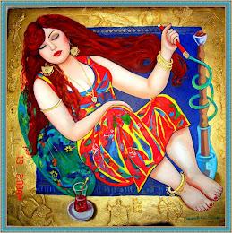 الفنانة العراقية وسماء الاغا:Wassma Al Agha