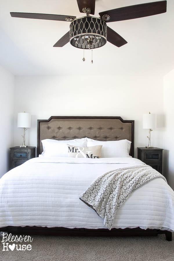 Master Bedroom Updates Nadeau Furniture Browsing Bless 39 Er House