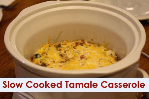20+ Amazing from Scratch Slow Cooker Casseroles for Back to School found on SlowCookerFromScratch.com