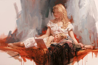 Story book moments, Richard S. Johnson
