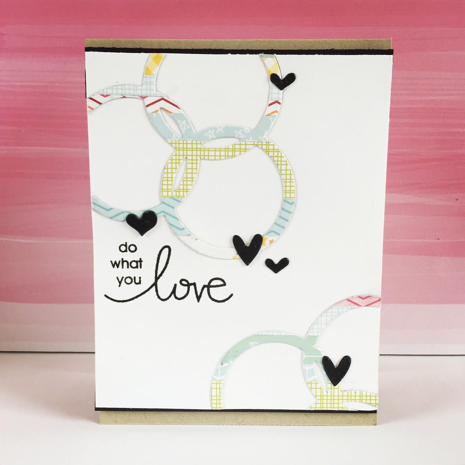 Paper Love Buzz Hoop La
