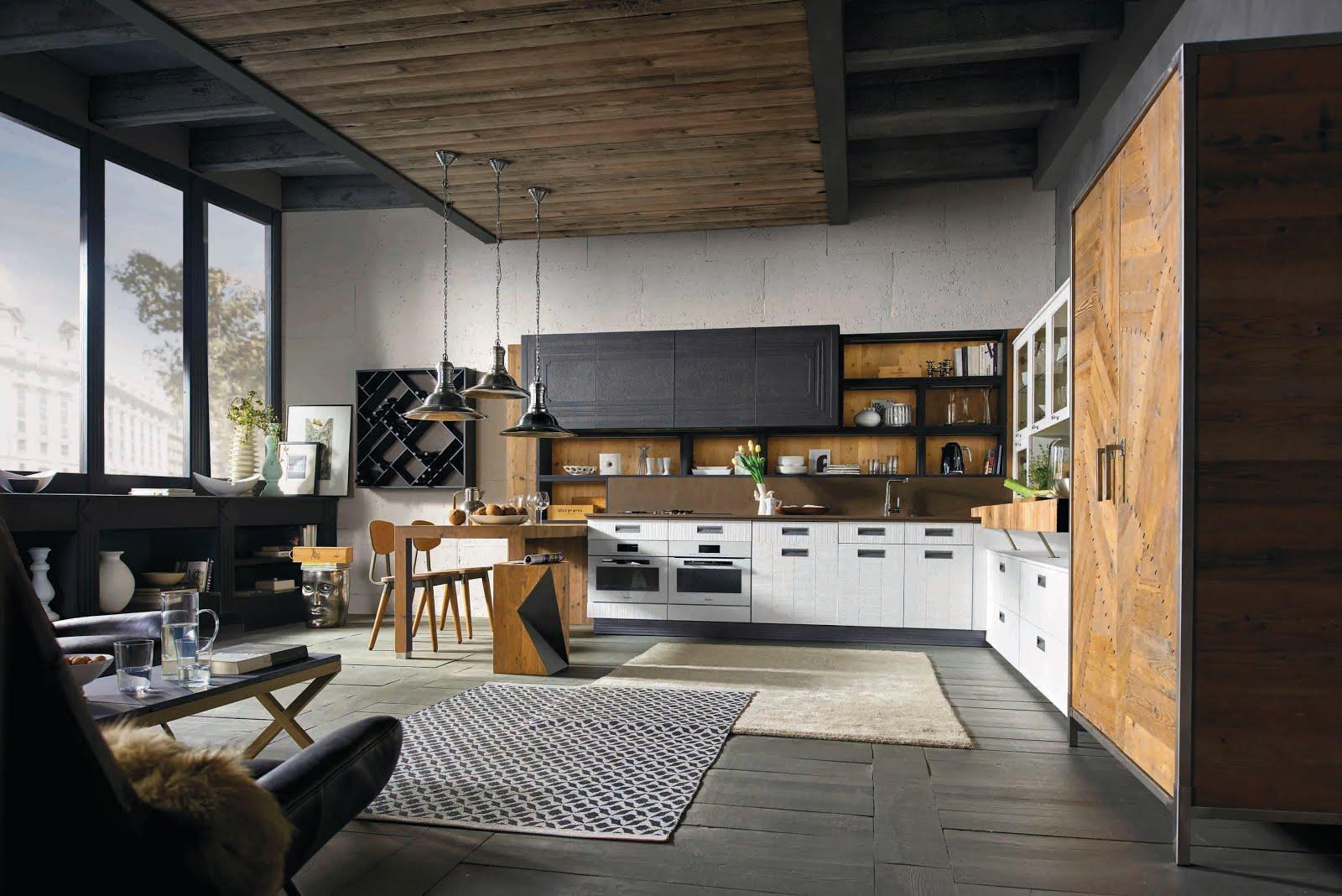 Arredo e design marchi cucine presenta lab 40 - Cucine anni 40 ...