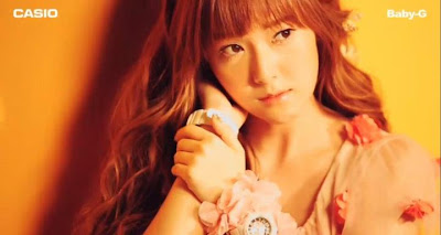 "SNSD Jessica Casio ""BABY G"" Behind The Photoshoot"