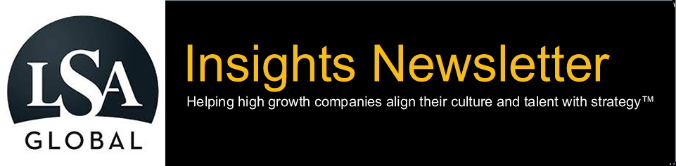 LSA Global Insights Newsletter