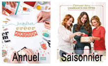 Les catalogues Stampin' Up!