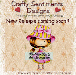 New from Crafty Sentiments Designs
