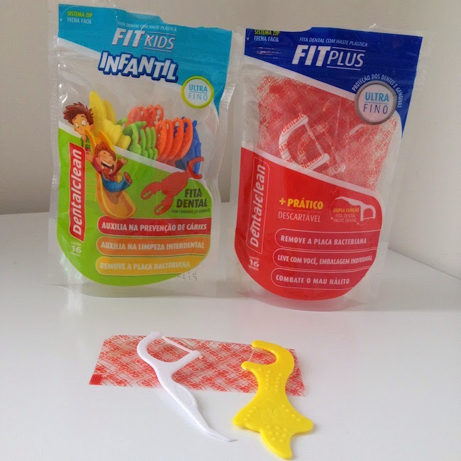 Fit Kids e Fit Plus de Dentalclean
