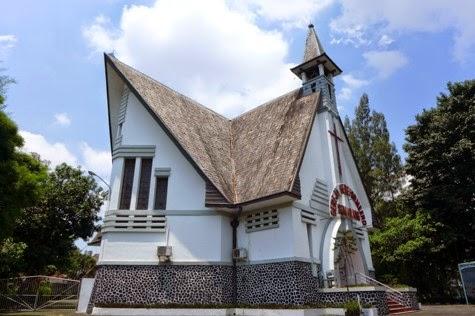 Gereja Gereformeerd