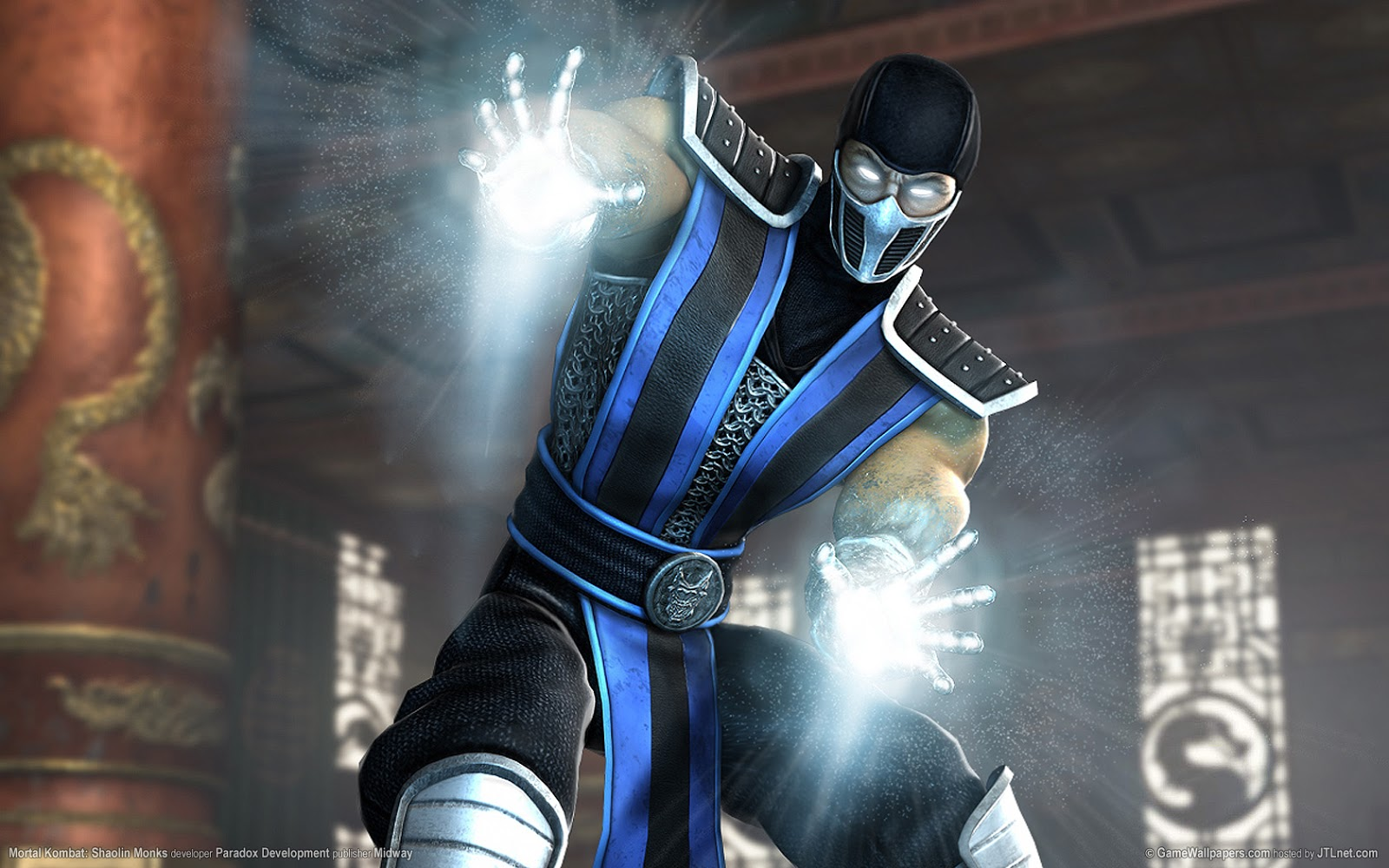 Mortal kombat HD & Widescreen Wallpaper 0.548350954015431