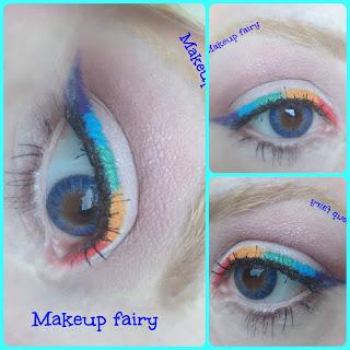 eye makeup eyeliner arcobaleno