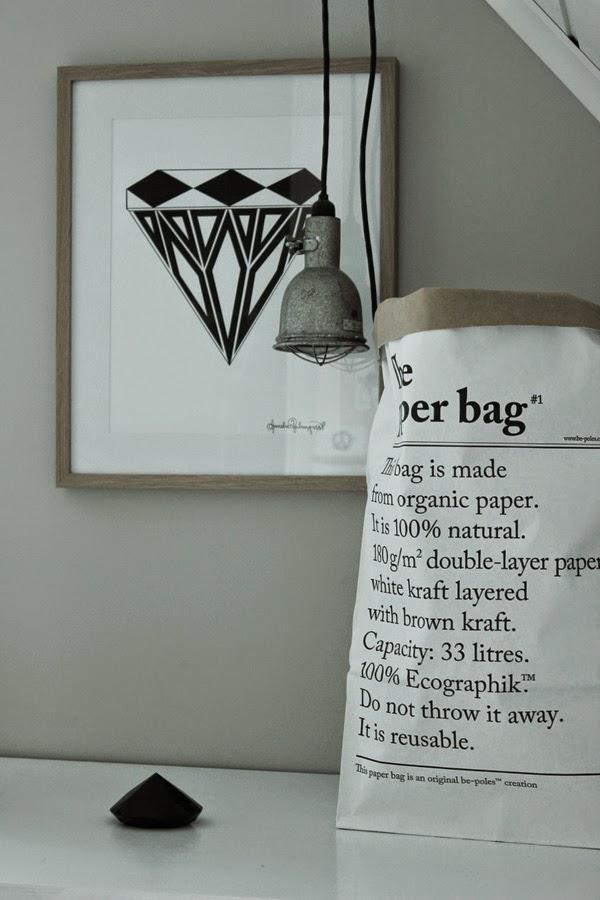 tavla diamant, artprints, artprint diamond, diamanter, diamanten, svartvit grafisk print, prints, artprrint, svartvitt, svart och vit, konsttryck diamant, poster, posters, annelie palmqvist, tips,