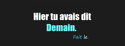 une photo de Couverture facebook motivante