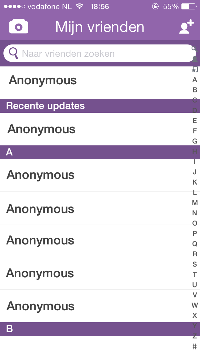 How to remove favorites on snapchat delete favorites snapchat open your contacts in snapchat ccuart Choice Image