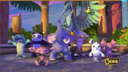 time in animal jam but that s the way animal jam was so we just have