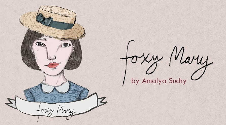 Foxy Mary's (still a blogspot)