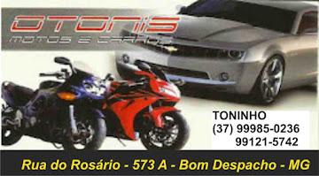 OTTONIS MOTOS E CARROS