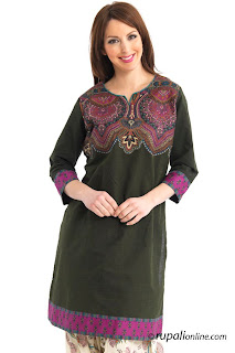 Indian Tunic Tops Online