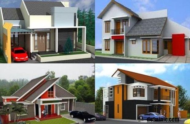 Memilih bentuk dan Model Atap Rumah  Biaya Jasa  Renovasi Rumah