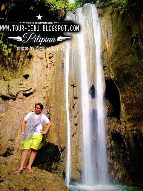 Binalayan Falls Samboan Cebu