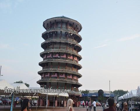 Menara Condong Teluk Intan
