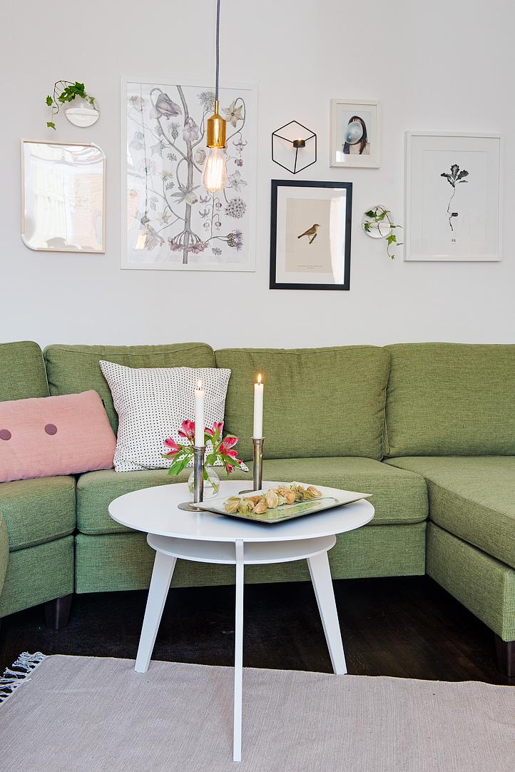 Un pequeño piso con alma nórdica   Decoratualma   Bloglovin\'