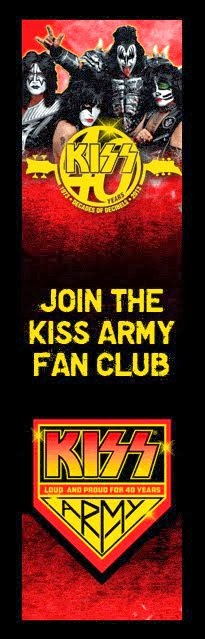Join the Kiss Army!