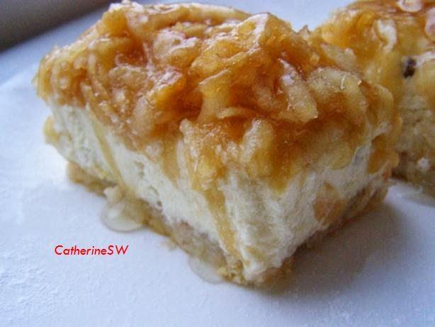 Австрийское яблочное пирожное