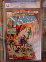 X-Men #113 CGC image