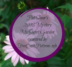 My Secret Garden BOM
