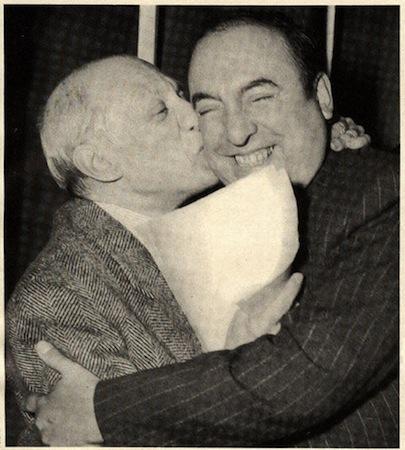 Ορθογεννές  συνέδριο  γιά τήν  ειρήνη  1949.