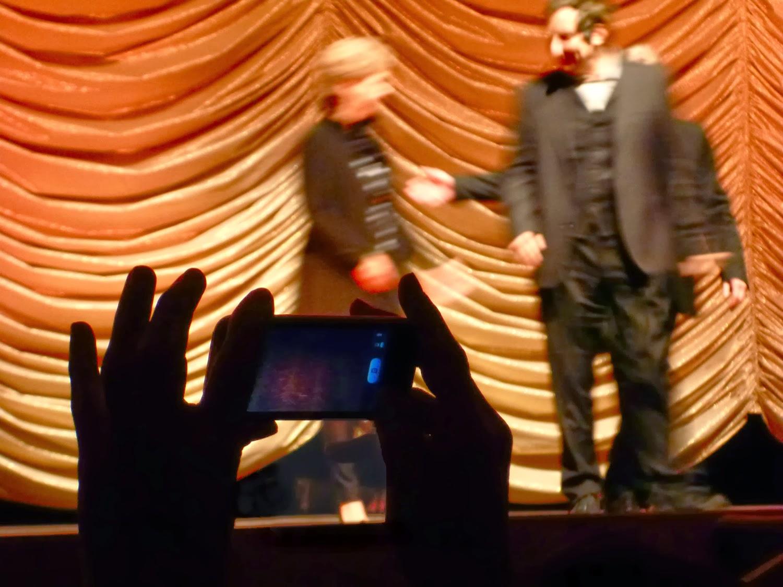 Robert Lepage verlässt die Festivalbühne