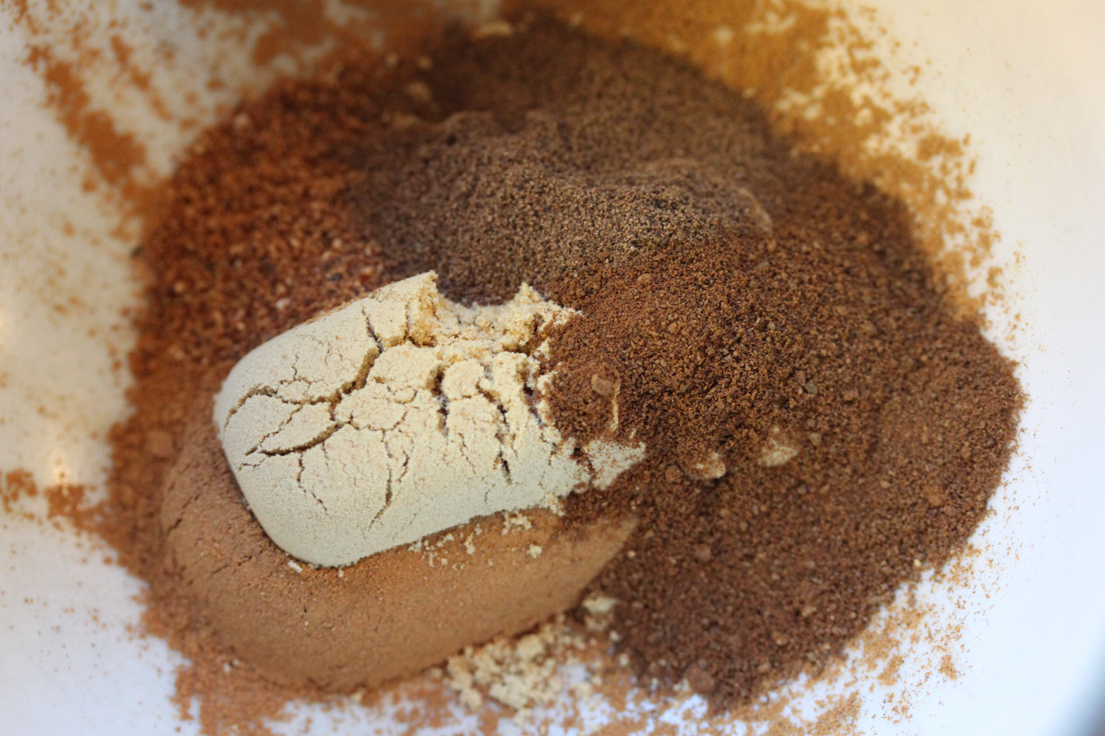 You know what's really easy? Making your own pumpkin pie spice.