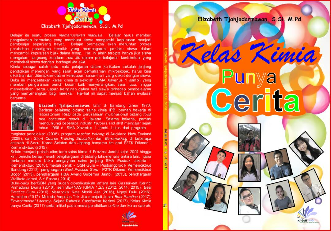 NEW RELEASED: KELAS KIMIA PUNYA CERITA