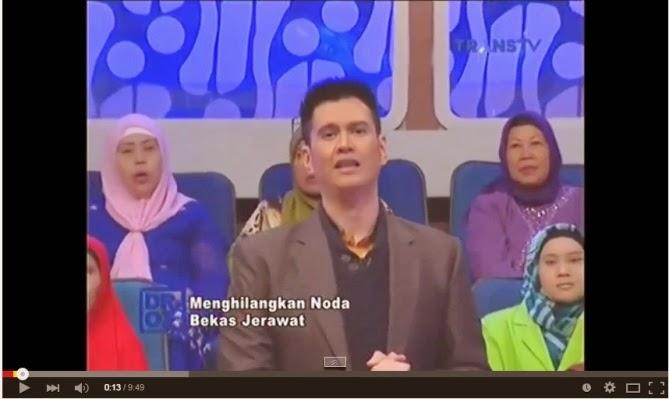 Video : Cara Menghilangkan Noda Bekas Jerawat - Dr. OZ Indonesia