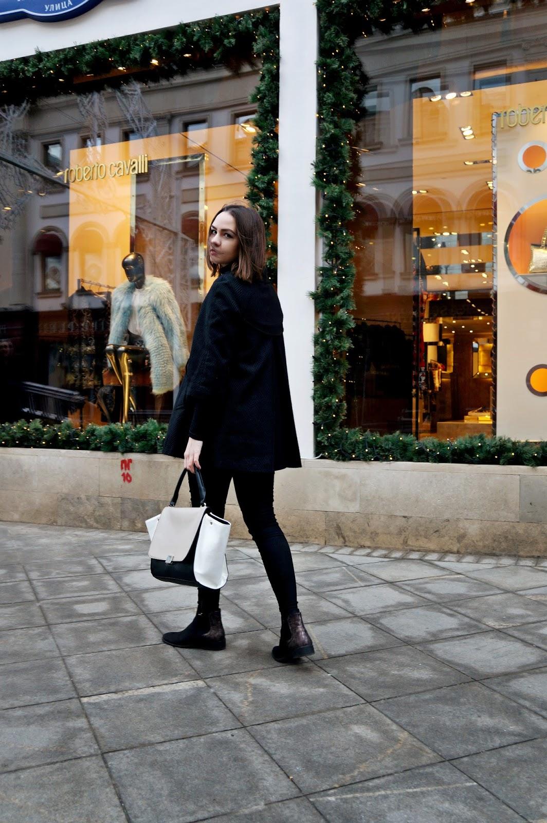 Alina Ermilova | Holiday Outfit