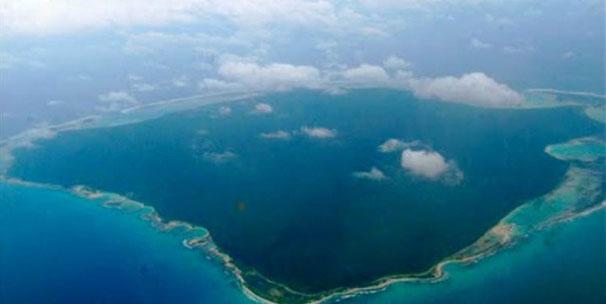 Nort Sentinel Adası