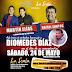 Homenaje a Diomedes Díaz el 24 de mayo en USA con Martín Elías y Rafael Santos