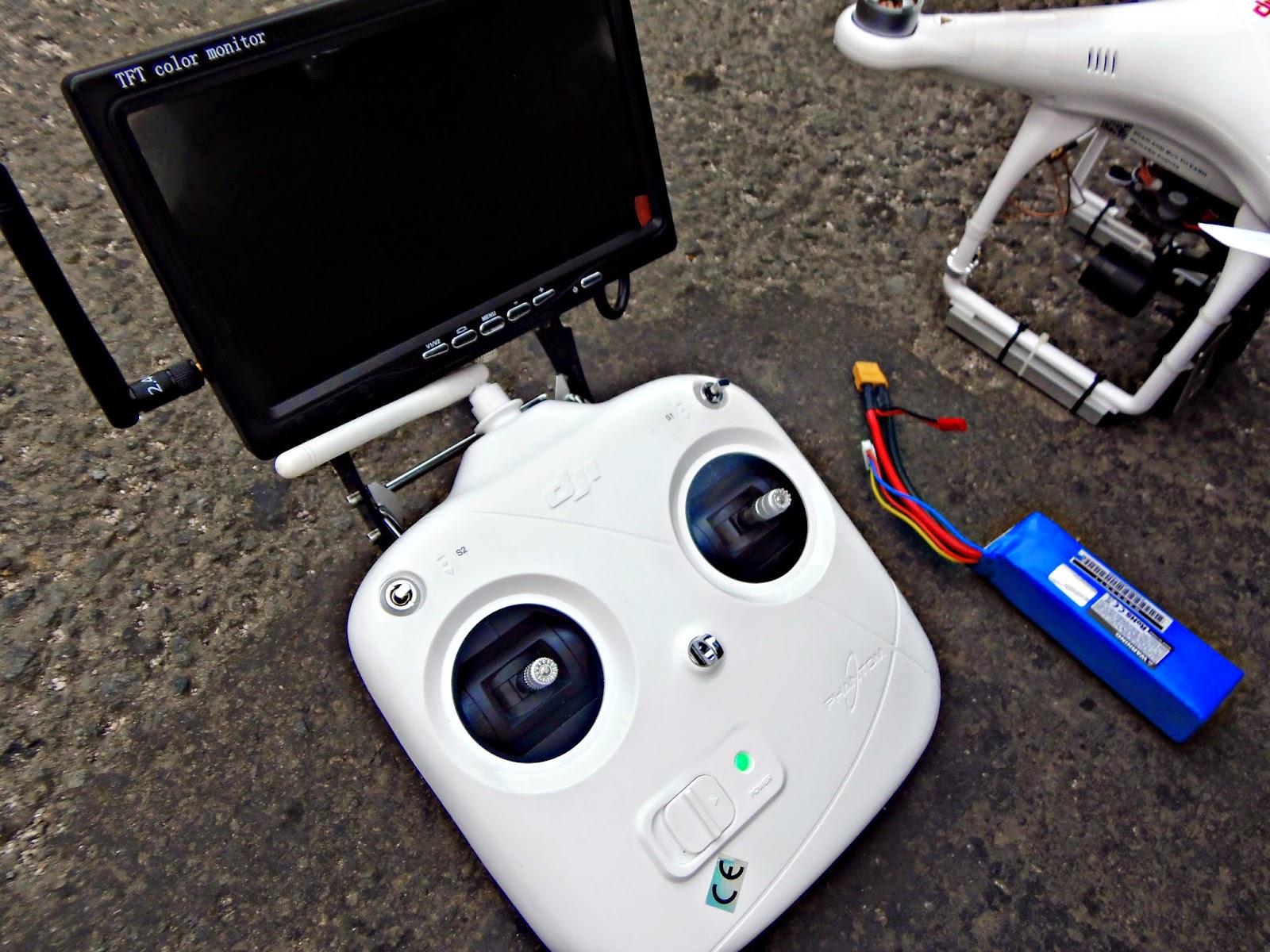 Apa itu DJI Phantom atau Drone (review + harga) - everybodygoesblog