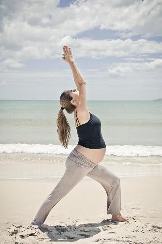 o yoga começa agora