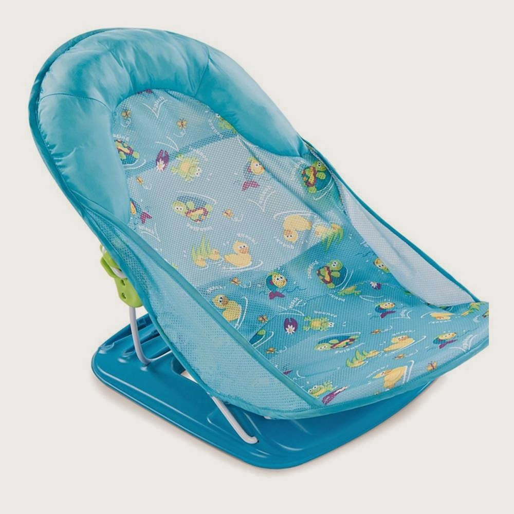 Baño De Tina Al Recien Nacido:Si eres una mama viajera te recomendamos una tina inflable y si te da