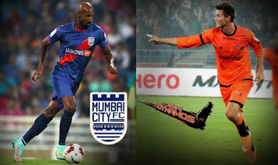 Mumbai City FC vs Delhi Dynamos FC ISL Live Streaming