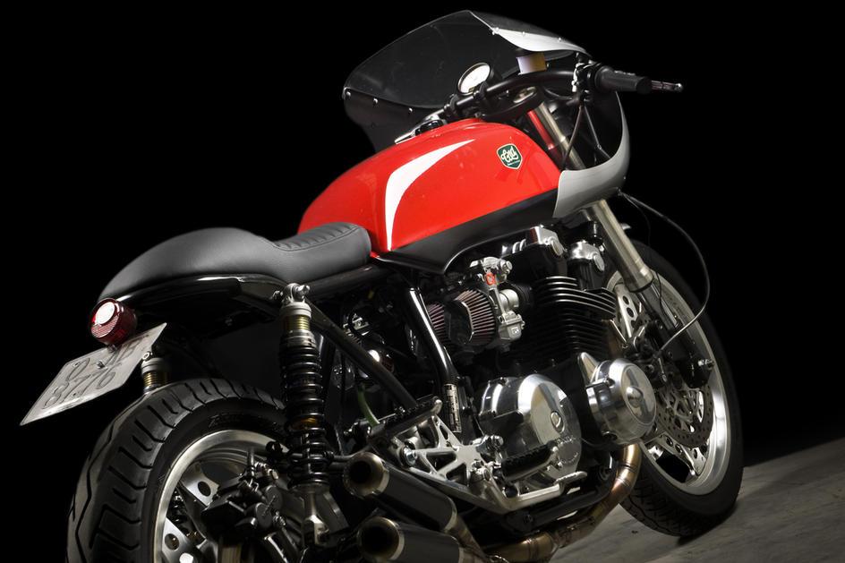 Racing Cafè: Honda CB 900 Bol D'Or 1983 CRD #1 by Cafè ...