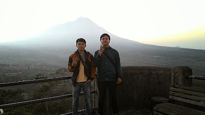Ketep Pass Magelang Sunrise