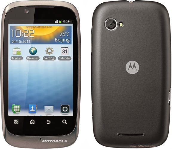 spesifikasi Motorola Fire XT530