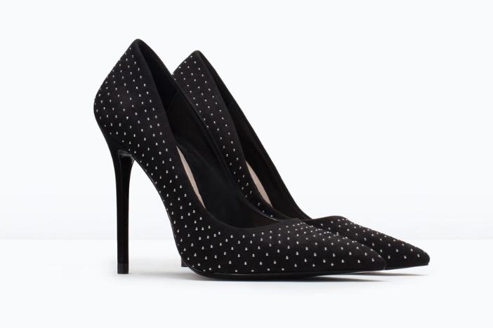 Salón micro tachas SS 2015 Zara